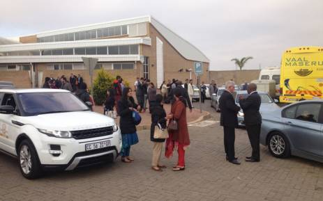 FILE: Gupta family landing a privately chartered jet at the Waterkloof Air Force Base along with more than 200 wedding guests landing at the national key point to attend a lavish wedding, which was being held at the Sun City Resort in the North West province. Picture: Barry Bateman/EWN.