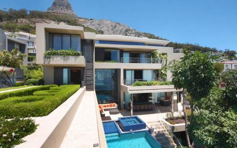 Cape Town Home To 9 Of 10 Richest Suburbs In South Africa on Area Entertainment Outdoor Kitchen