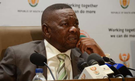Minister of Higher Education and Training, Blade Nzimande.  Picture: Christa Eybers/EWN.