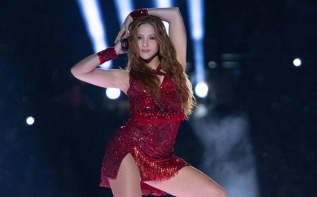 Shakira performs at the Super Bowl half-time show on 2 February 2020. Picture: @shakira/Twitter