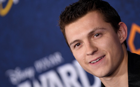 British actor Tom Holland arrives for Disney Pixar's 'Onward' premiere at El Capitan theatre in Hollywood on 18 February 2020. Picture: VALERIE MACON/AFP