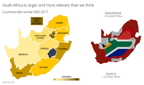 obtds4q90mknanri8tac - Opinion: Things Are Bad And Getting Worse For South Africa. Or Are They?