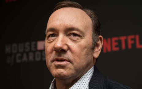 Actor Kevin Spacey at the season 4 premiere screening of 'House of Cards' in Washington in February 2016. Picture: AFP