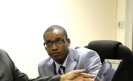 FILE: Former president Jacob Zuma's son, Duduzane Zuma. Picture: Supplied.
