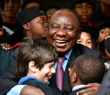 rycnkhowlxrcdx6ze6b8 - Mandela Day: Ramaphosa Grilled By Junior Reporters At Red Cross War Memorial Children's Hospital