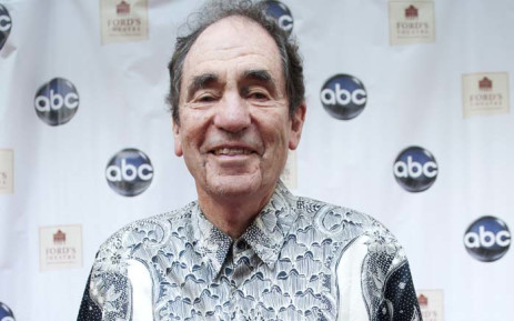 FILE: Albie Sachs in Washington in 2010. Picture: AFP.