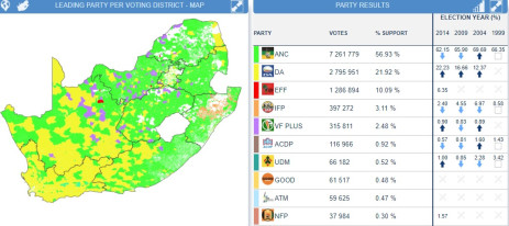 wdpvttwk3bejssugj7sa - Smaller Parties Weigh Options As Vote Counting Draws To a Close