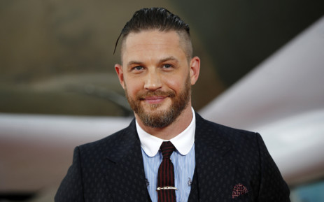 British actor Tom Hardy poses for a photograph upon arrival for the world premiere of Dunkirk in London in July 2017. Picture: Tolga AKMEN/AFP