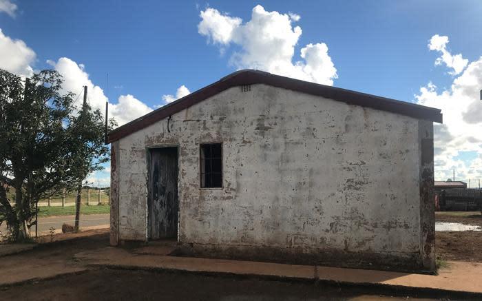 Winnie Madikizela-Mandela's house in Brandfort. Picture: Christa Eybers/EWN