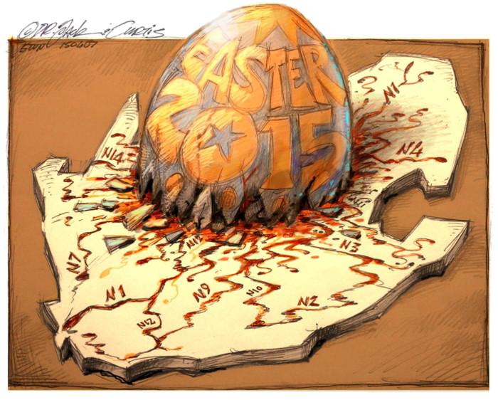 A Smashing Easter