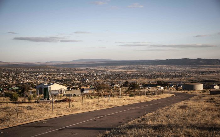A wide view of Jane Furse in Sekhukune district in Limpopo. Picture: Abigail Javier/EWN