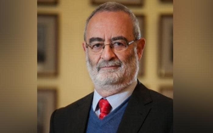 Advocate Geoff Budlender.  Picture: www.capebar.co.za