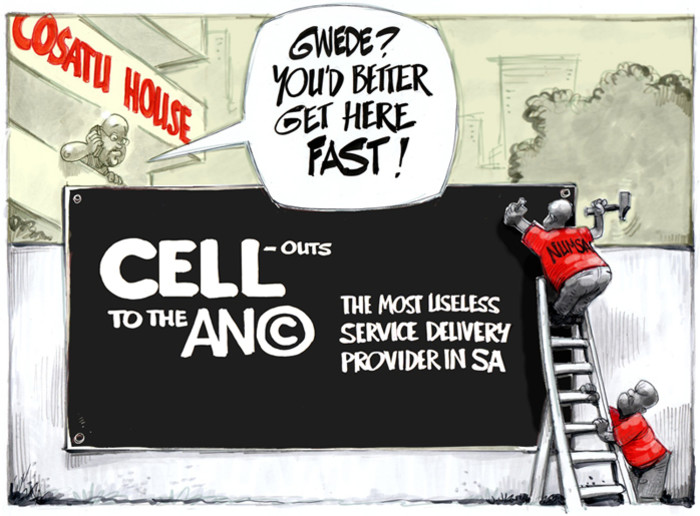 CELL-outs