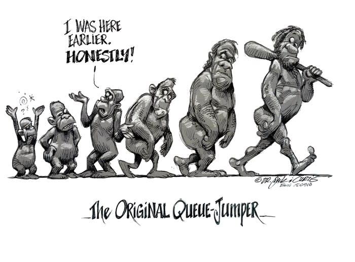 Welcome Homo Naledi!
