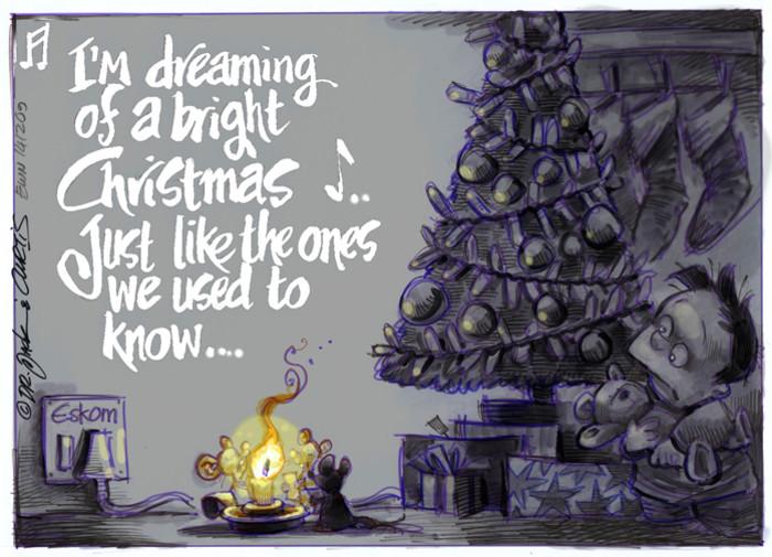Christmas 'unplugged'