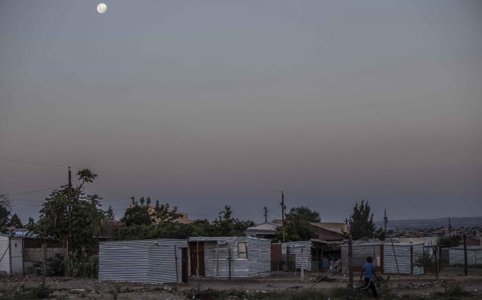 Juju valley, an informal settlement in Polokwane, Limpopo. Picture: Abigail Javier/EWN