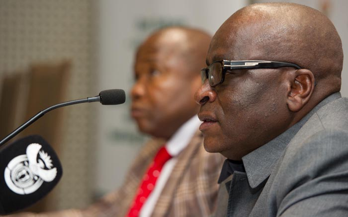 Former Public Service and Administration Minister Ngoako Ramatlhodi. Picture: GCIS.