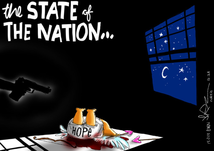 The State of the Nation...