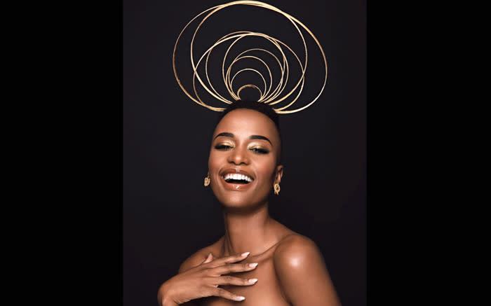 Miss SA Zozibini Ntunzi. Picture: Supplied.