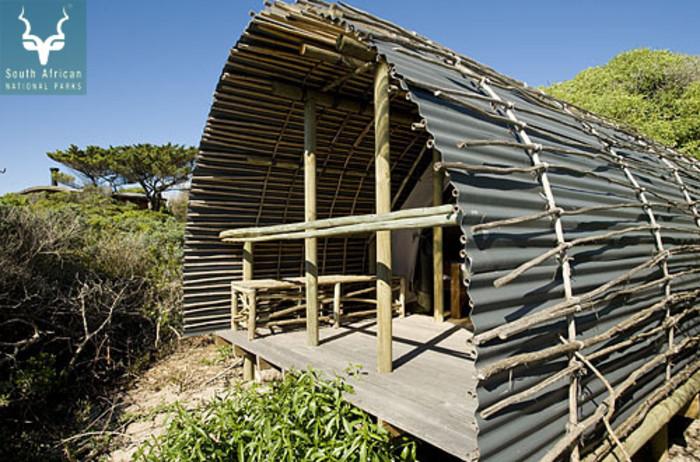 Slangkop Tent. Image: Sanparks.org
