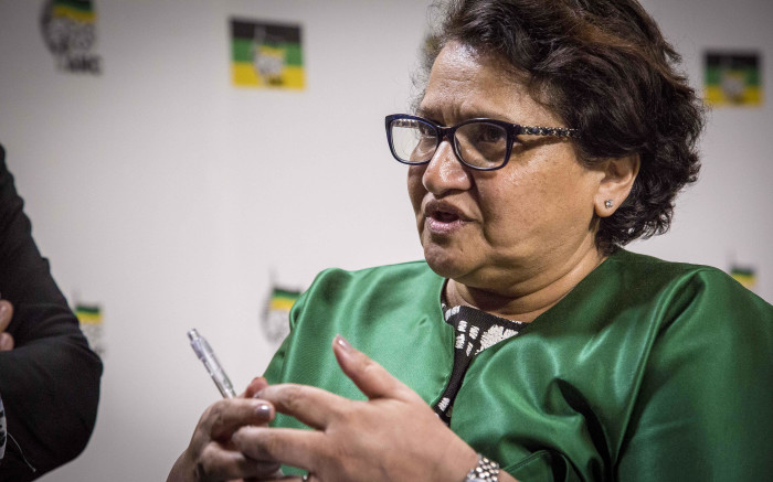 FILE: ANC deputy secretary general Jessie Duarte. Picture: Thomas Holder/EWN