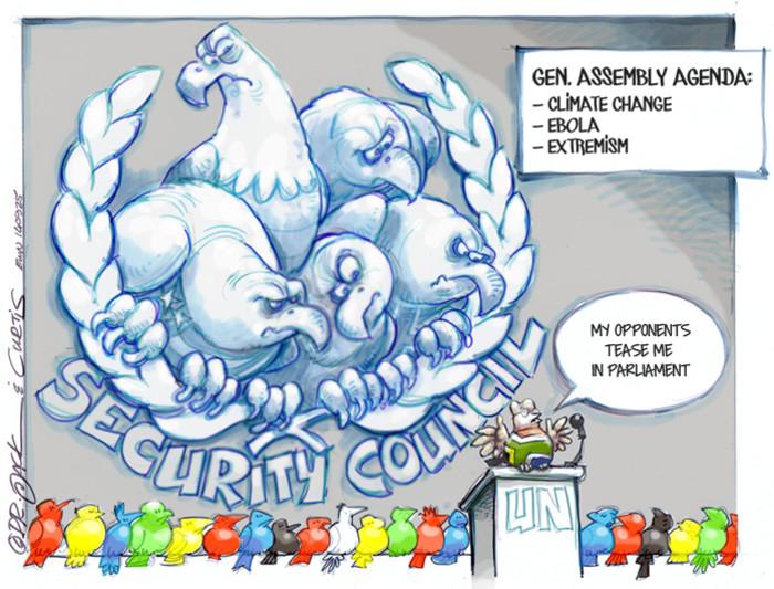 Zuma's Address to the United Nations