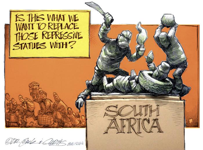 Monumental Repression