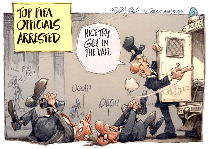 Foul Play at Fifa