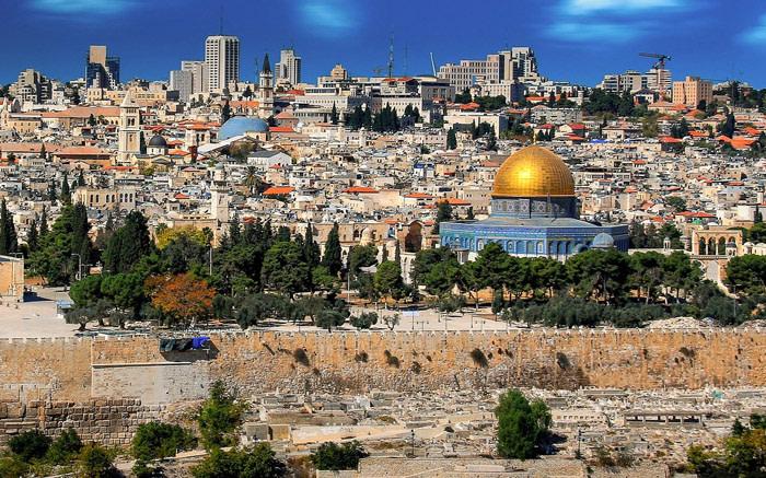 The city of Jerusalem. Picture: Pixabay.com