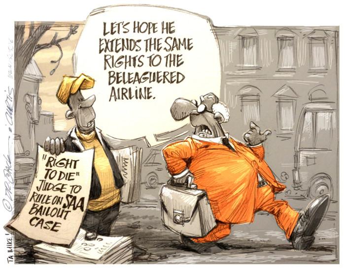 Let SAA Die With Dignity