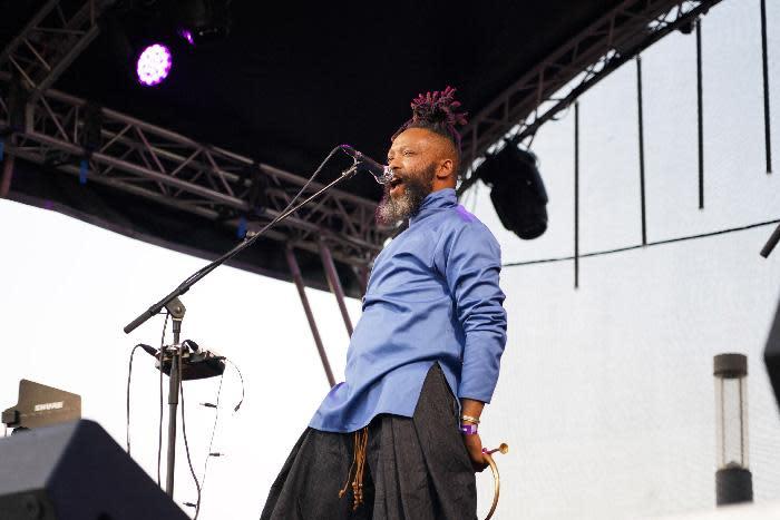 Urban Village performs at Basha Uhuru's 2019 Freedom Festival. Picture: Basha Uhuru