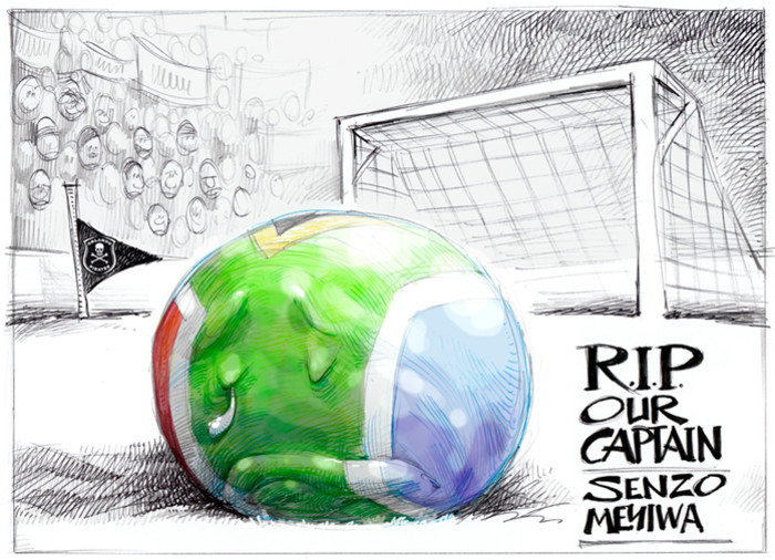 RIP O Captain! My Captain!