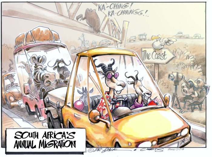 The Great SA Migration