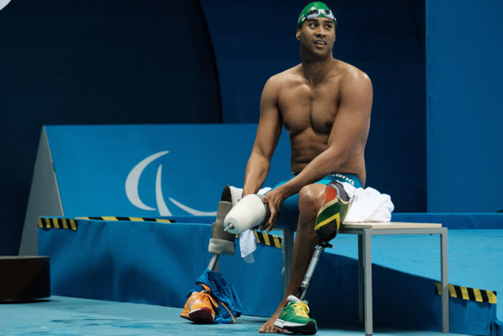 After 2-week coma, CT Paralympic swimmer Achmat Hassiem opens his eyes
