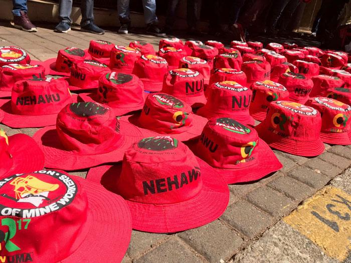 Nehawu Plans To Go Ahead With Protest Despite Coronavirus Outbreak