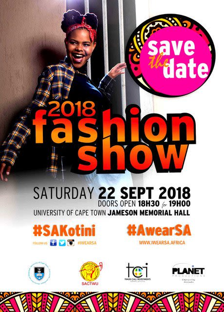Uct Students To Host Fashion Show To Showcase Local Designers