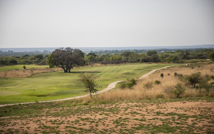 View of the golf course in Euphoria Golf and Lifestyle estate.