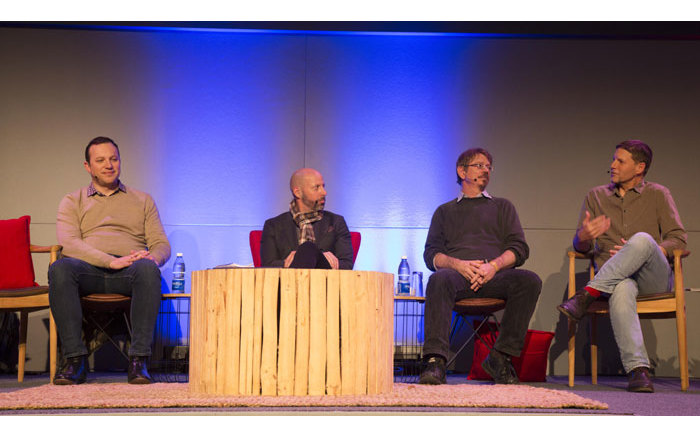 A panel discussion at The Gathering: Media Edition at the Cape Town International Convention Centre on 3 August 2017. Picture: Bertram Malga