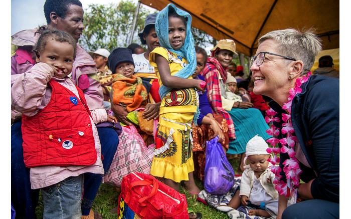 Operation Smile Madagascar Nurse Catharina Hellstrom