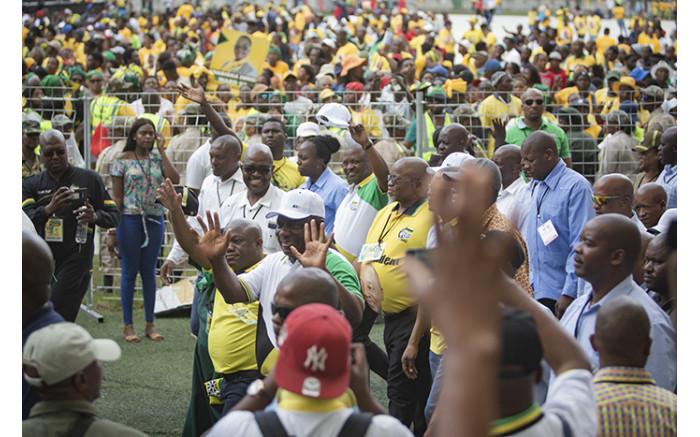 Picture: Sethembiso Zulu/EWN