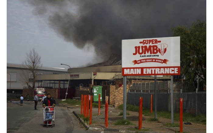 GALLERY: Massive fire guts Jumbo Cash & Carry