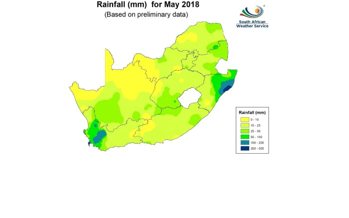 Rainfall is looking on track to deliver an average year which is the best news.