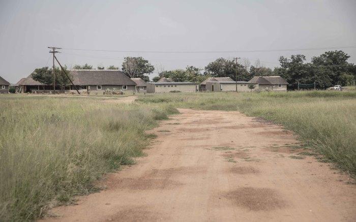 The campsite at the Nyati Bush and River Break in where Enock Mpianzi died.