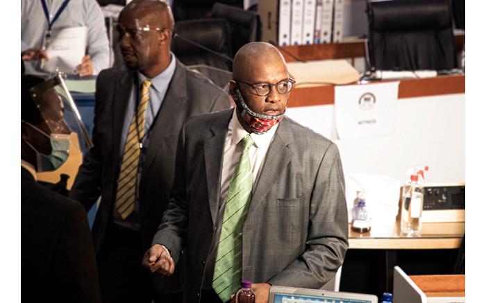 Tom Moyane's lawyer Advocate Dali Mpofu