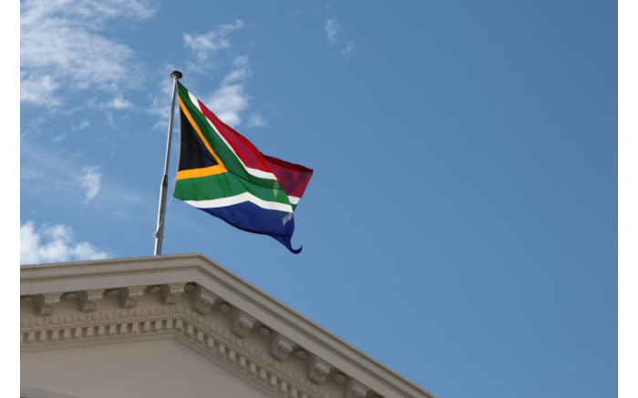 Cape Town delivered a sunny, but breezy day for the opening of Parliament.