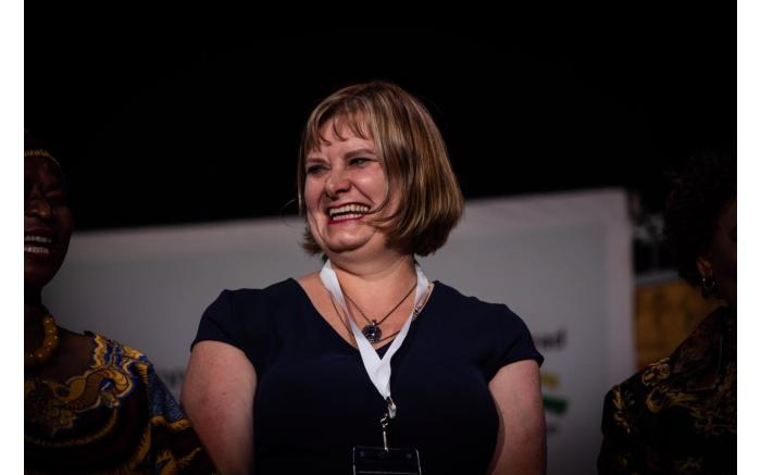 Western Cape Education MEC Debbie Schafer.