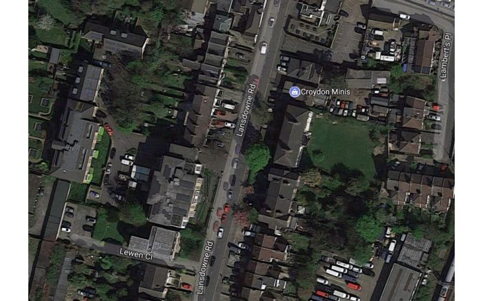 London, England. If you have the space you will have a lawn.