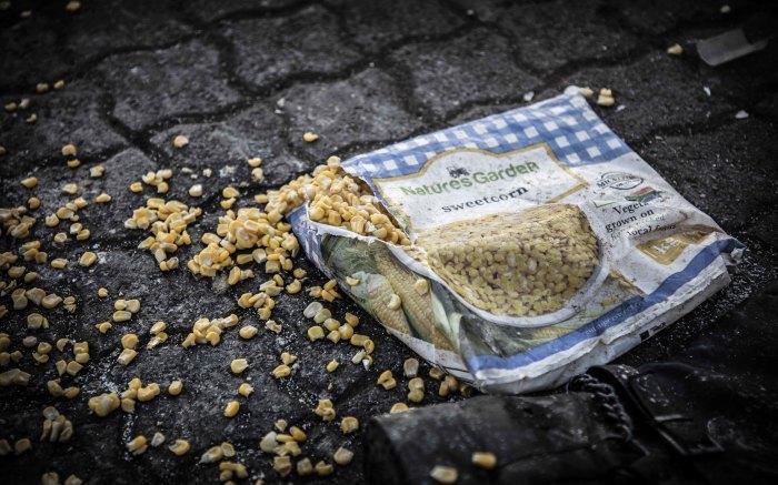 Sweetcorn kernels. Picture: Abigail Javier/Eyewitness News