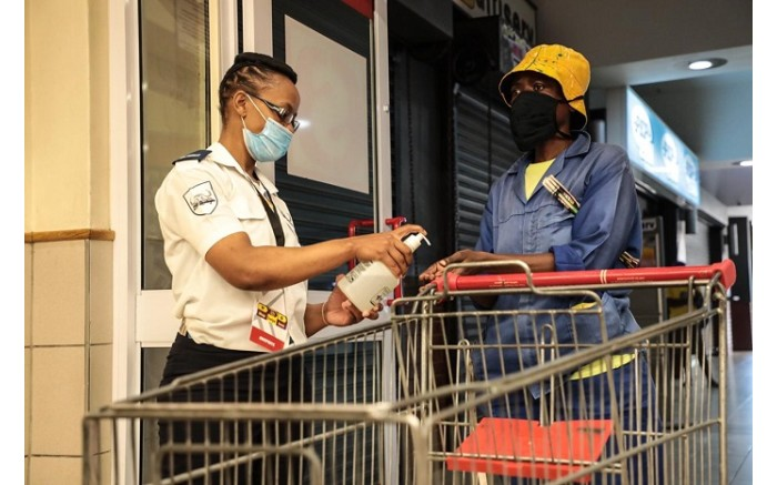 Customers have started trickling into Shoprite Diepsloot for their Black Friday discounted deals. Pictures: Abigail Javier/EWN