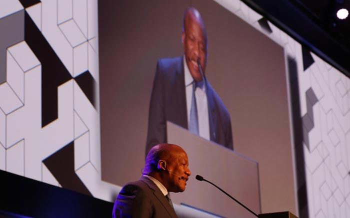 ANC chief whip Jackson Mthembu.